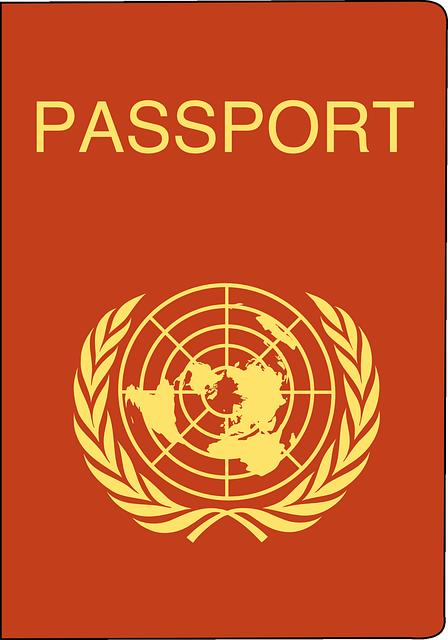 駐妻はこれがないと始まらない!パスポートに関する基本のき